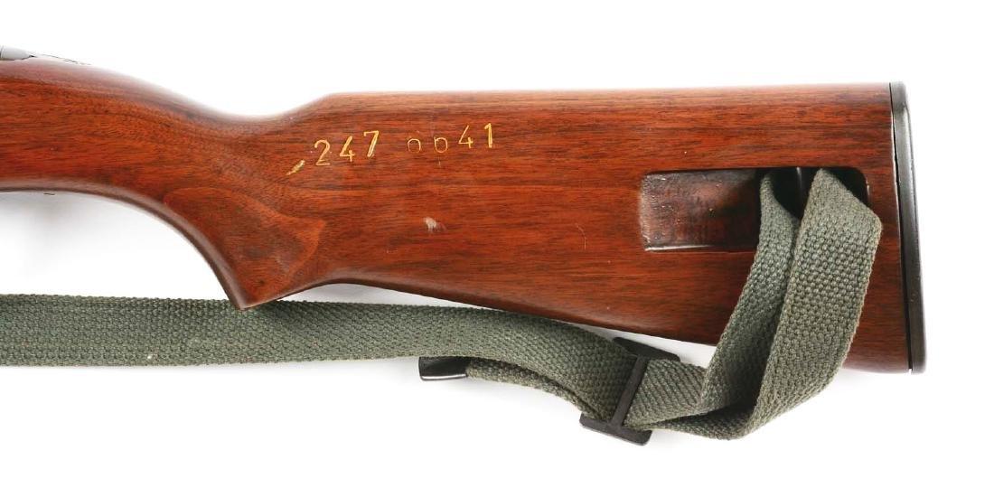 (C) U.S. M1 Carbine by Underwood. - 5