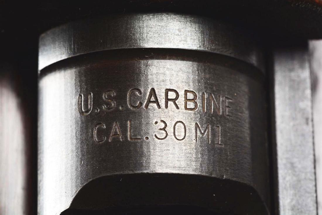 (C) U.S. M1 Carbine by Underwood. - 9