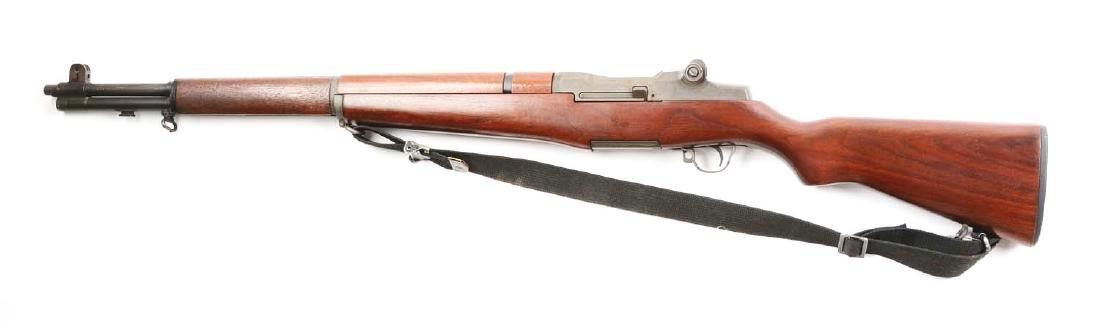 (C) U.S. Springfield M1 Garand Semi-Automatic Rifle. - 2