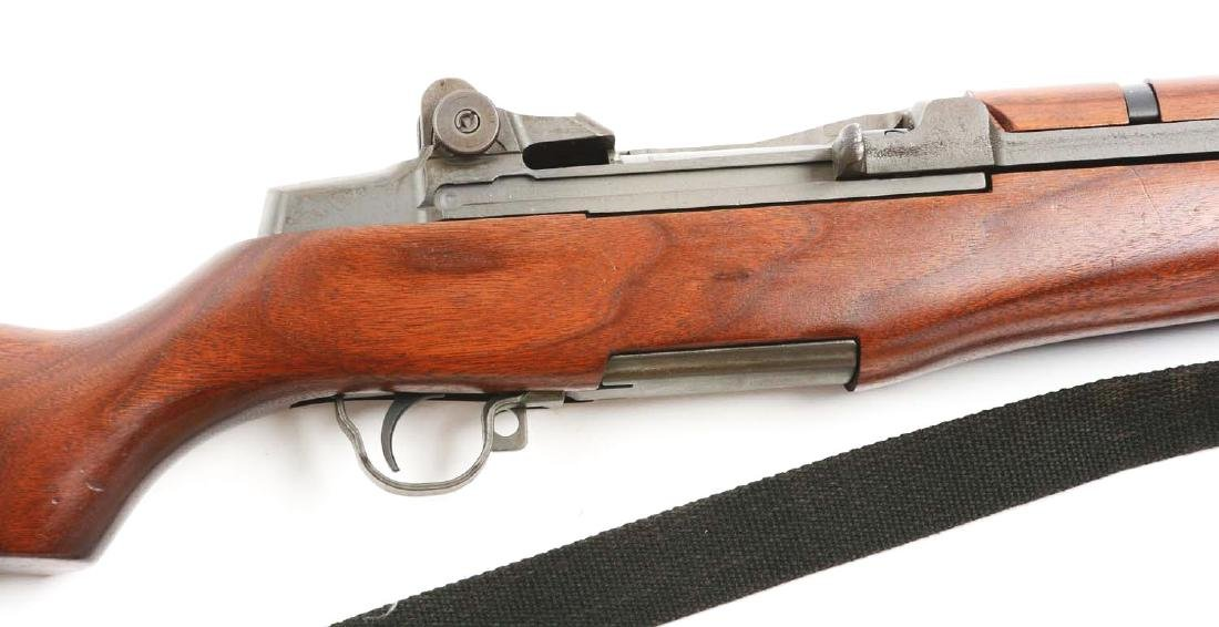(C) U.S. Springfield M1 Garand Semi-Automatic Rifle. - 3