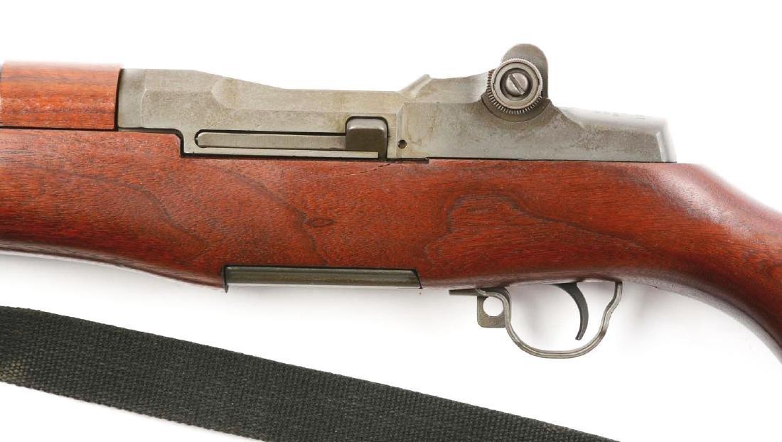 (C) U.S. Springfield M1 Garand Semi-Automatic Rifle. - 4
