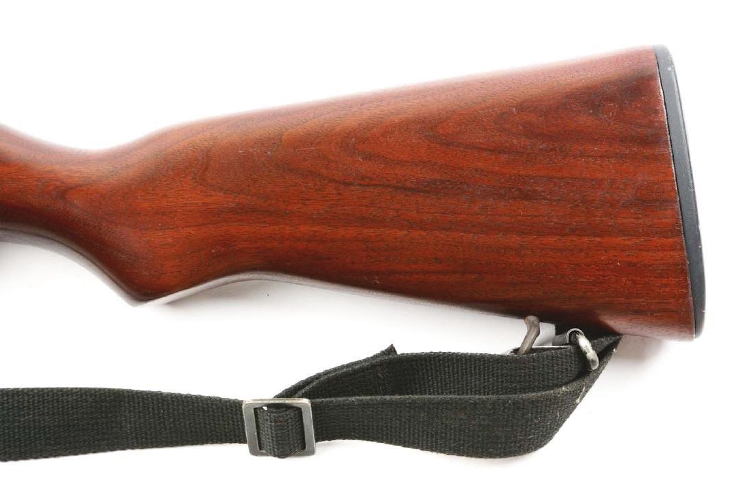 (C) U.S. Springfield M1 Garand Semi-Automatic Rifle. - 5