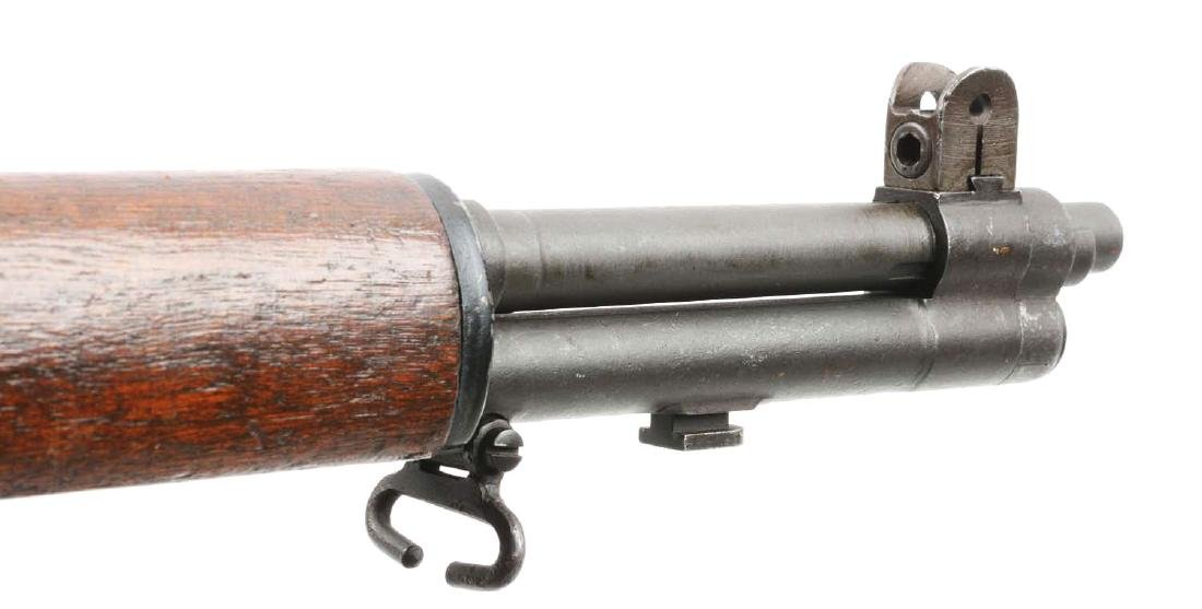 (C) U.S. Springfield M1 Garand Semi-Automatic Rifle. - 8