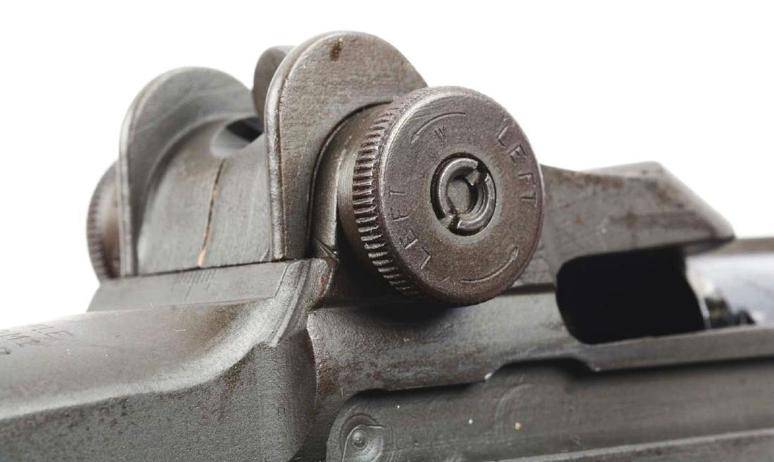 (C) U.S. Springfield M1 Garand Semi-Automatic Rifle. - 9