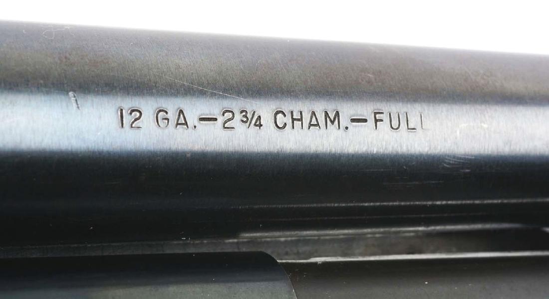 (C) U.S. Marked Winchester Model 12 Slide Action - 9