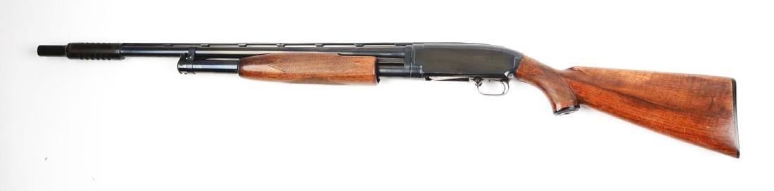 (C) Winchester Pre-64 Model 12 Skeet Grade Shotgun. - 2