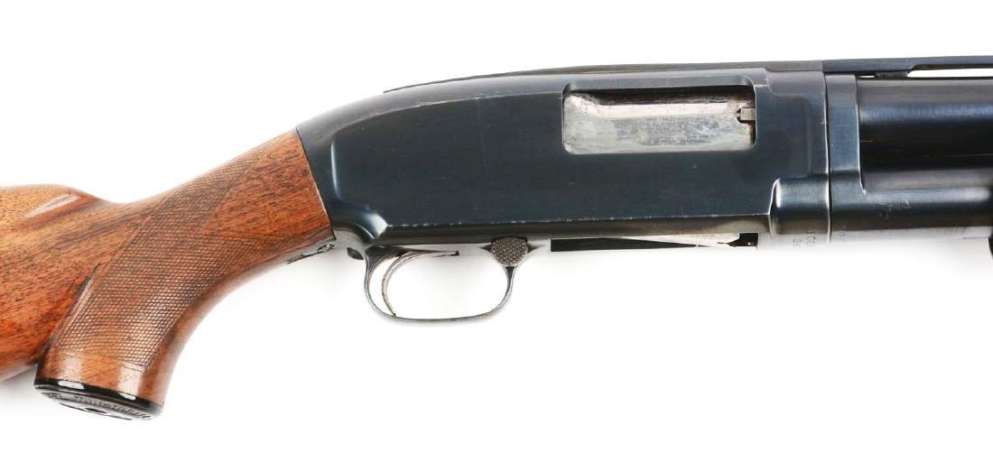 (C) Winchester Pre-64 Model 12 Skeet Grade Shotgun. - 3