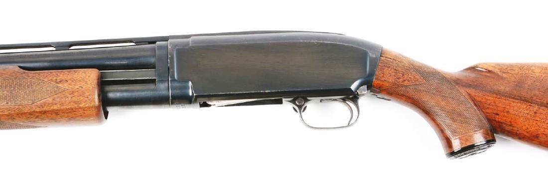 (C) Winchester Pre-64 Model 12 Skeet Grade Shotgun. - 4