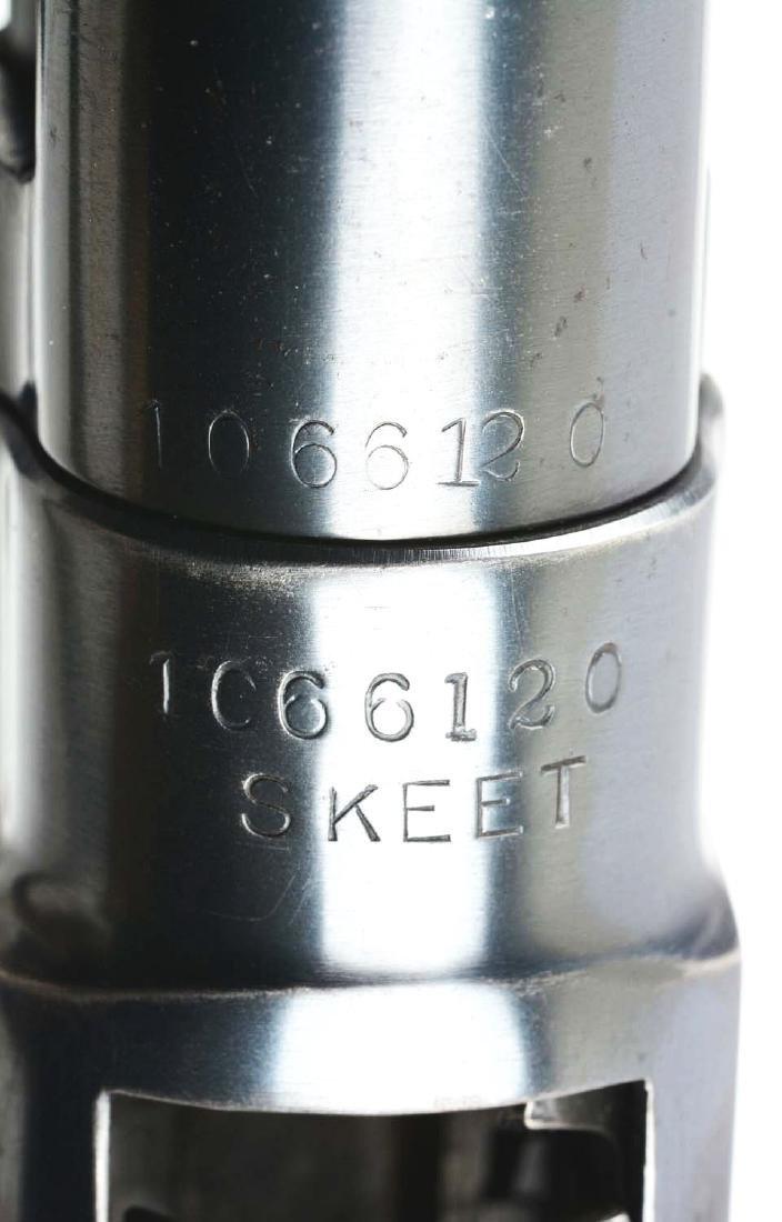 (C) Winchester Pre-64 Model 12 Skeet Grade Shotgun. - 6