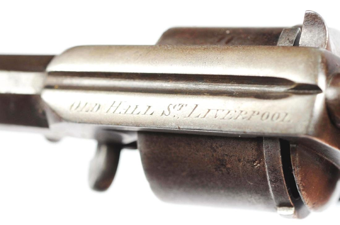 (A) Webley Pre-RIC Double Action Revolver. - 3