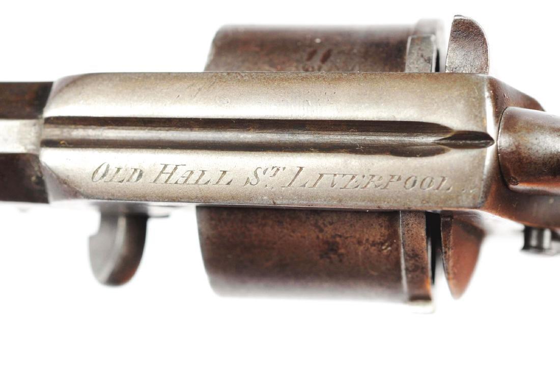 (A) Webley Pre-RIC Double Action Revolver. - 4