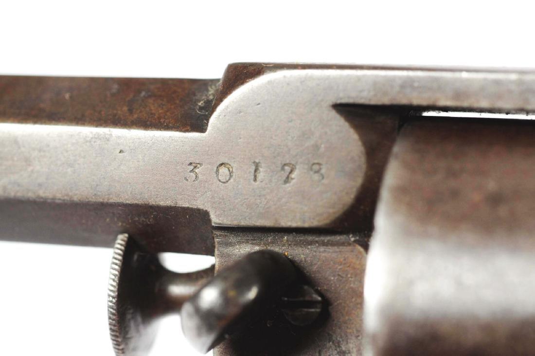(A) Webley Pre-RIC Double Action Revolver. - 5
