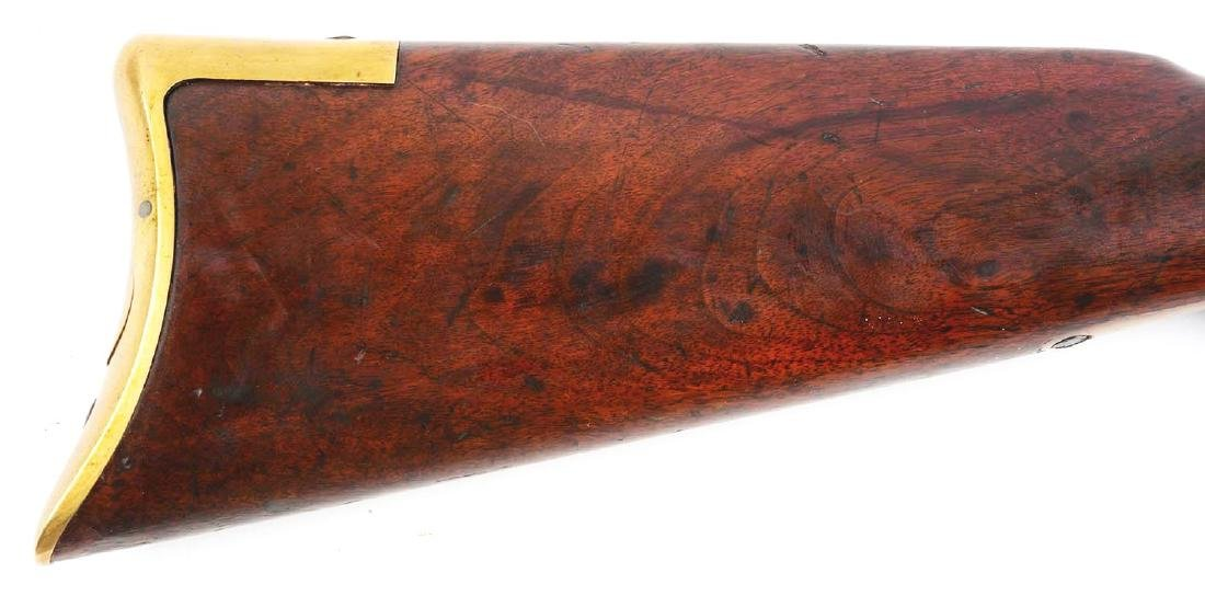 (A) Type I Martially Marked U.S. Henry Lever Action - 5