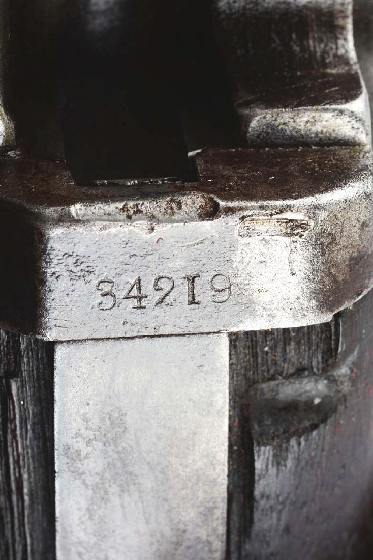 (A) U.S. Springfield Model 1873 Trapdoor Carbine. - 9
