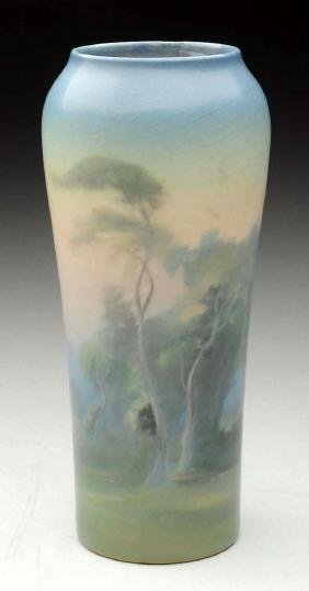 Small Rookwood Painted Vase.