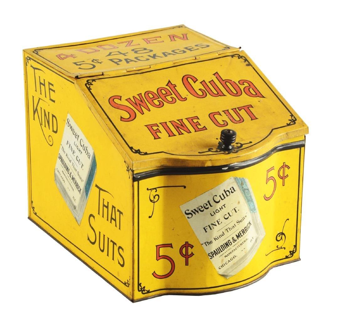 Cuba Fine Cut Tobacco Tin - Make an invoice in word tobacco online store