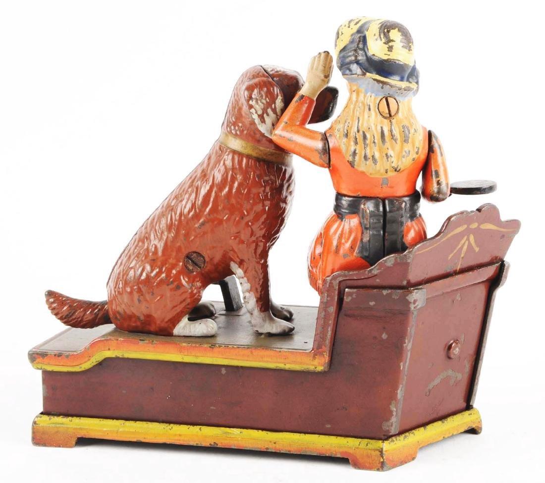 Shepard Hardware Speaking Dog Cast Iron Mechanical - 2