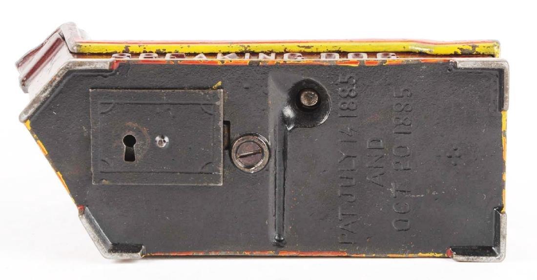Shepard Hardware Speaking Dog Cast Iron Mechanical - 3