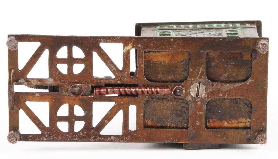 Judd Gem Cast Iron Mechanical Bank. - 3