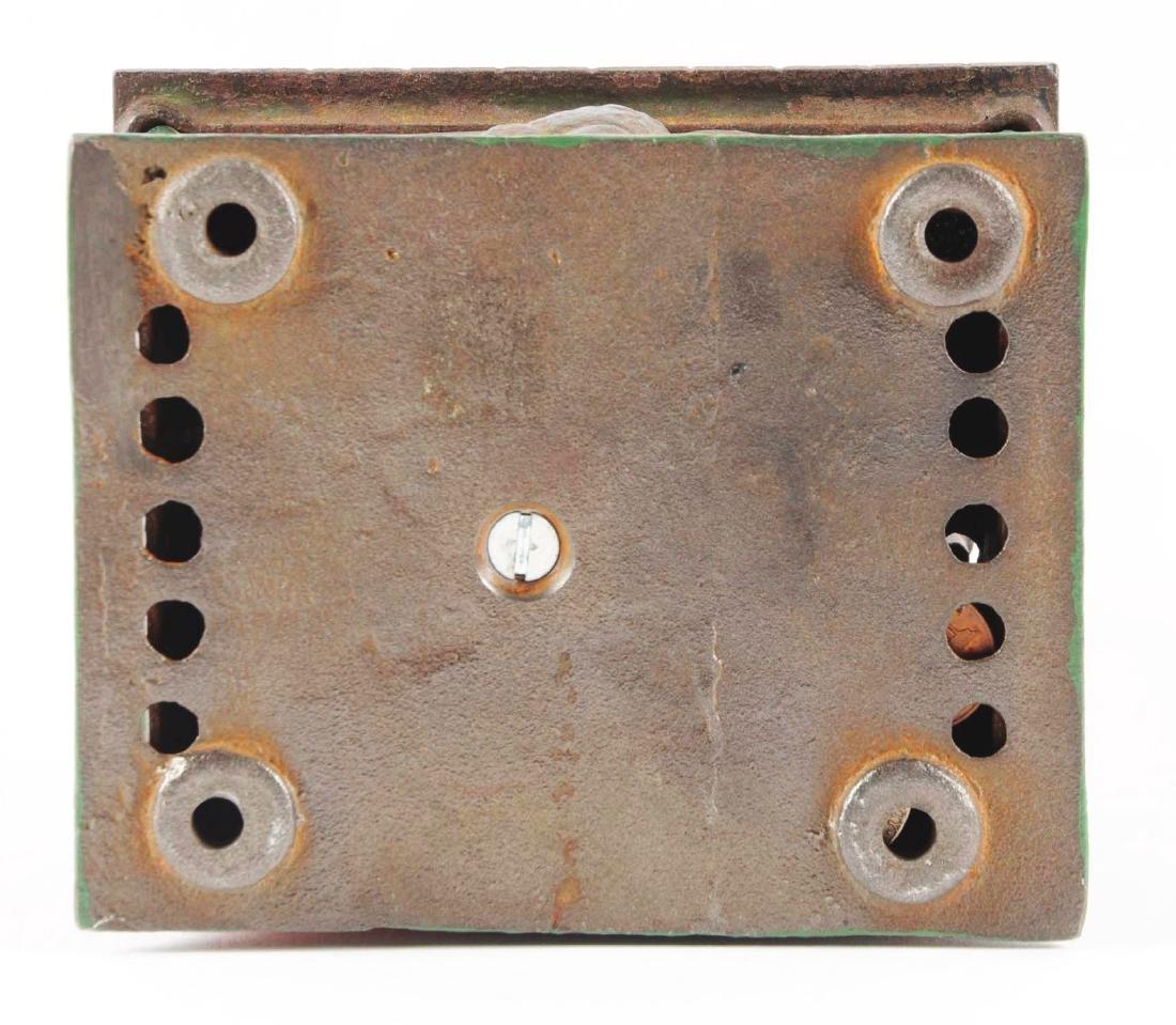 Shepard Hardware Uncle Sam Cast Iron Mechanical Bank. - 5