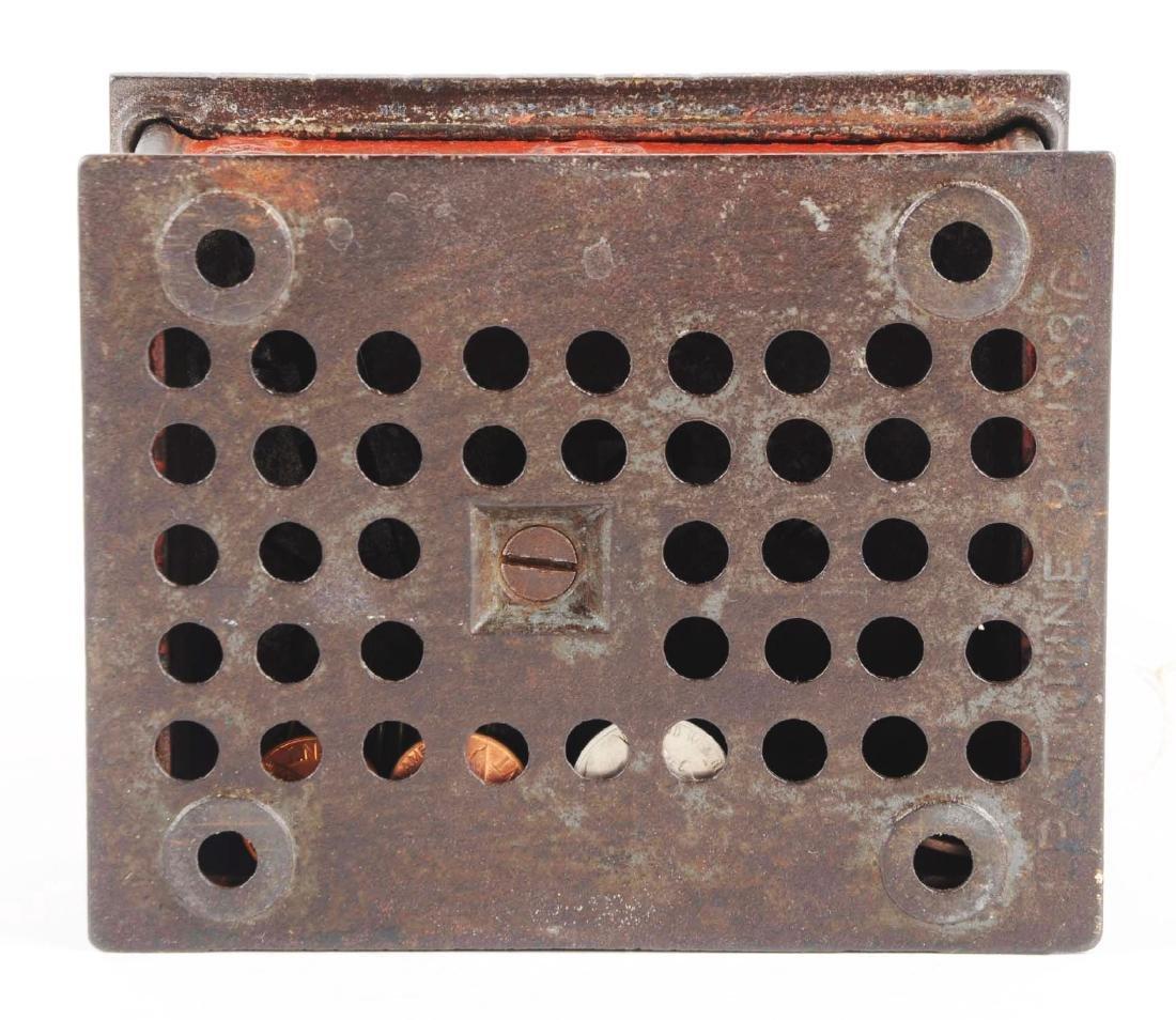 Shepard Hardware Stump Speaker Cast Iron Mechanical - 3
