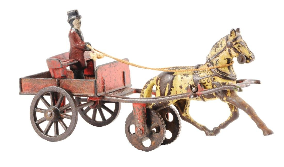 Carpenter Horse Drawn Doctors Cart.