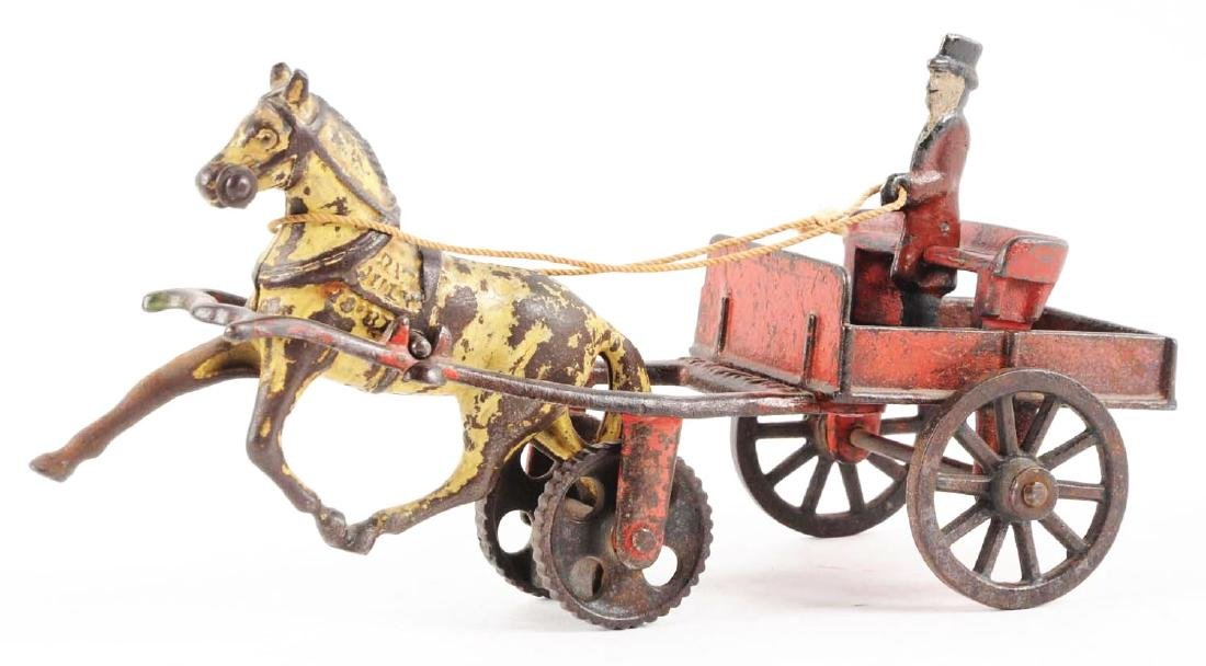 Carpenter Horse Drawn Doctors Cart. - 2