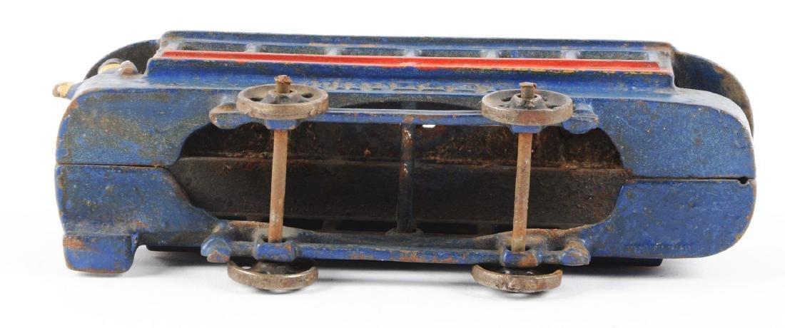 Cast Iron Trolley Car. - 4