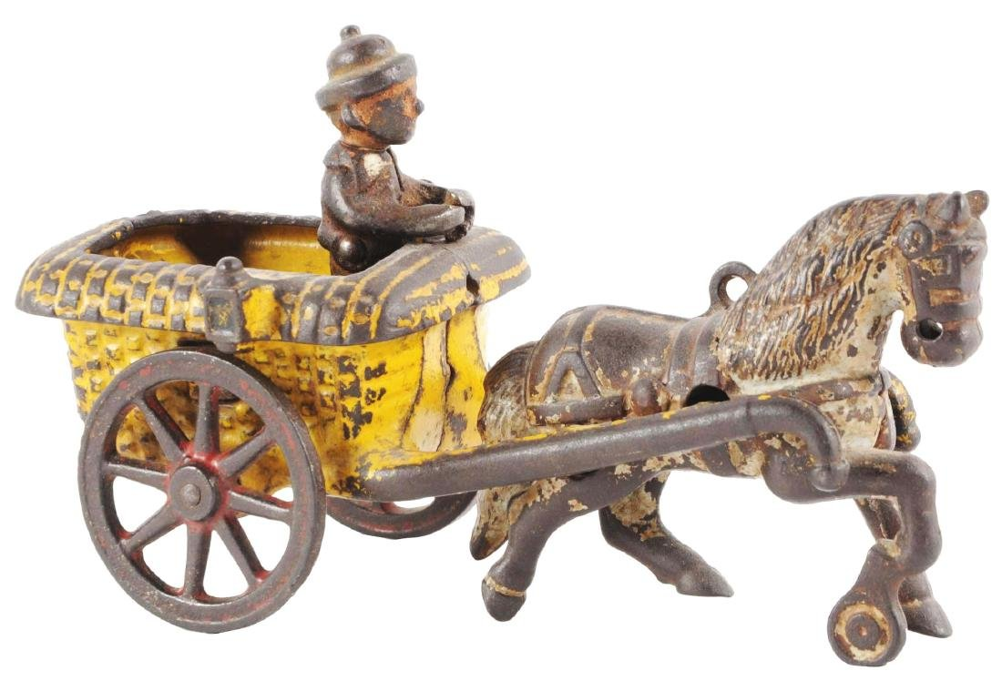 Arcade Chester Gump Cart.