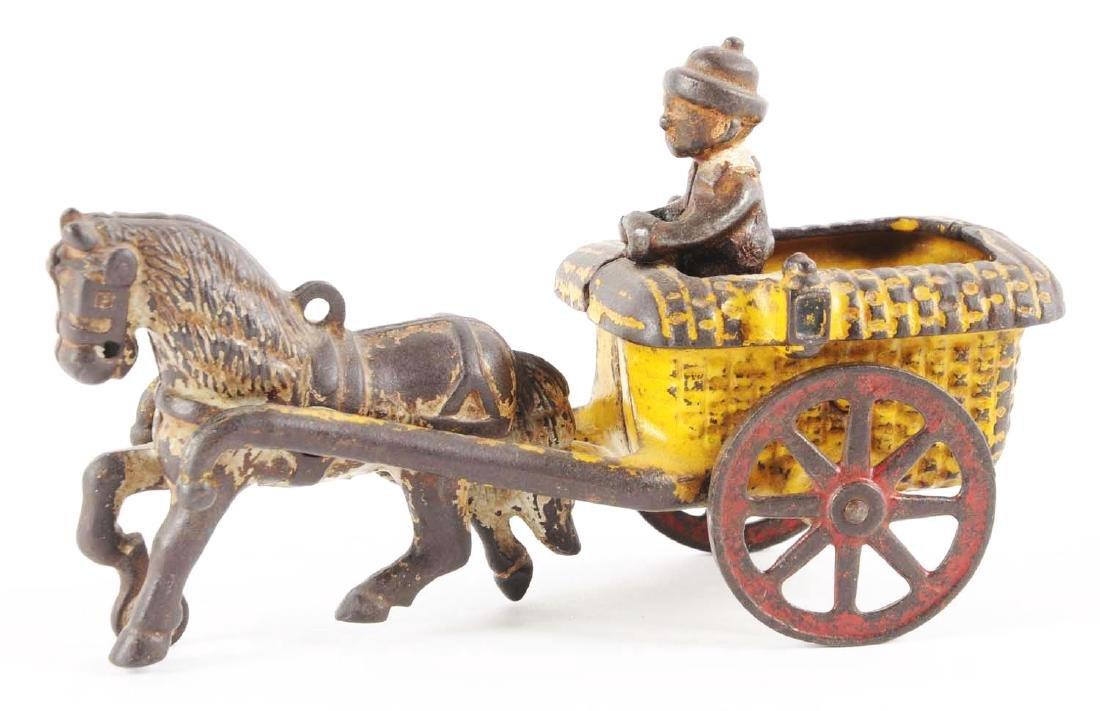 Arcade Chester Gump Cart. - 2