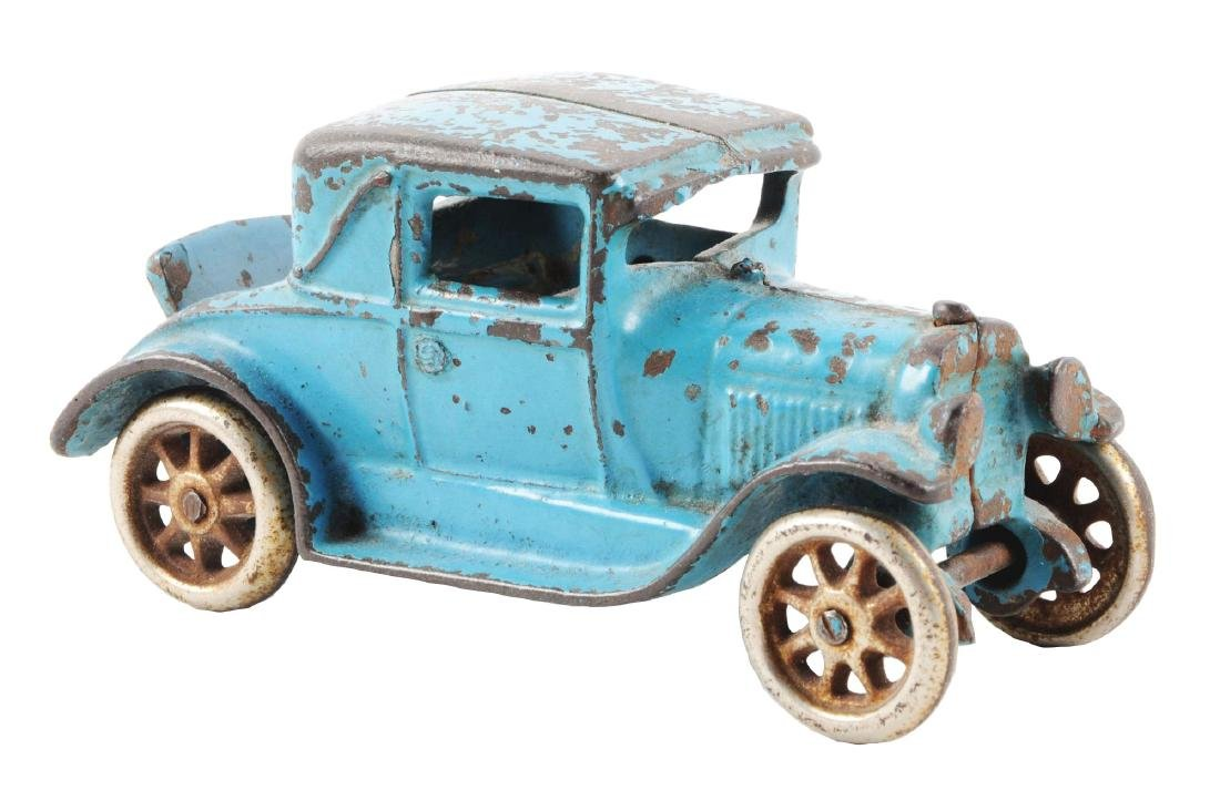 Arcade Cast Iron Model A Car w/ Rumble Seat.