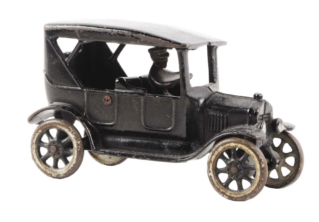Arcade Cast Iron Model T Touring Car.
