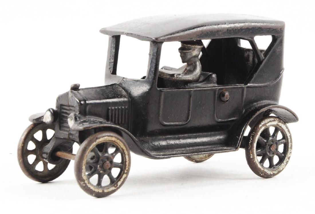 Arcade Cast Iron Model T Touring Car. - 2