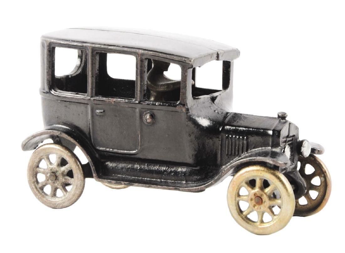 Arcade Cast Iron Model T. Sedan.