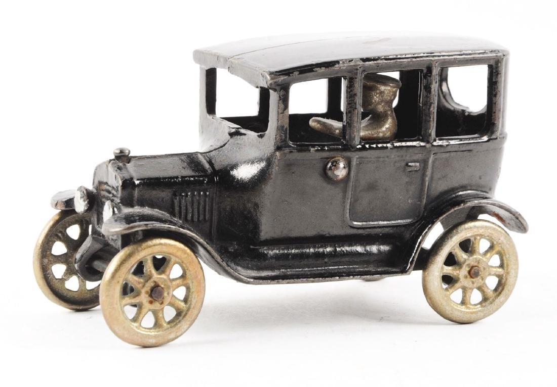 Arcade Cast Iron Model T. Sedan. - 2