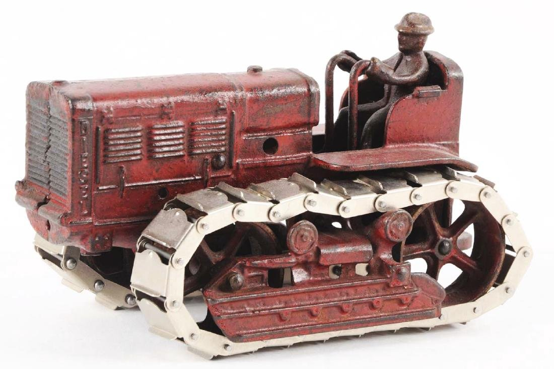 Cast Iron International Harvester Tractor. - 2