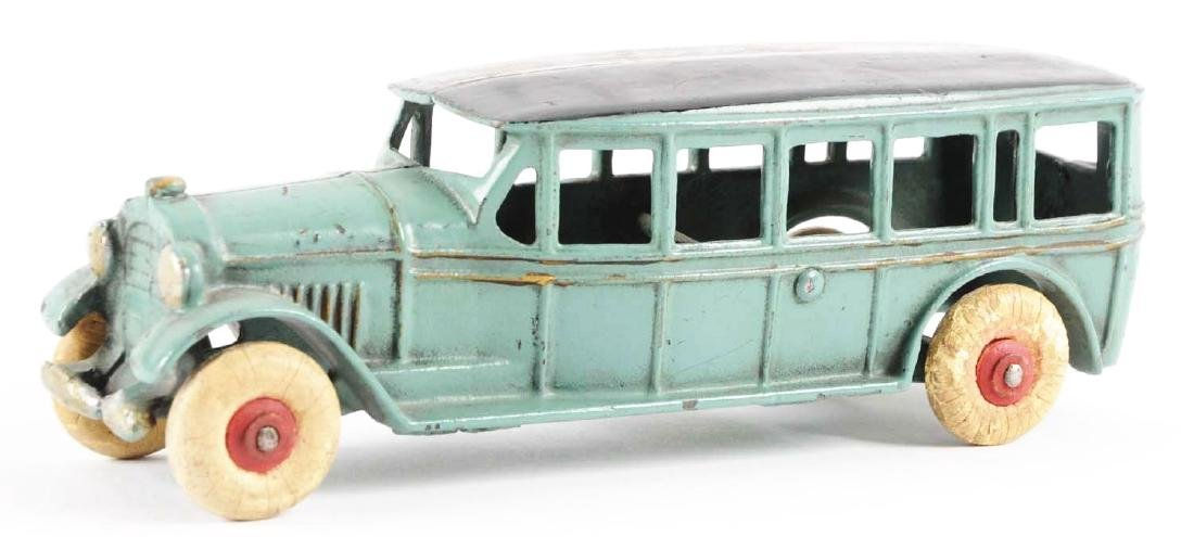 Cast Iron Bus. - 2