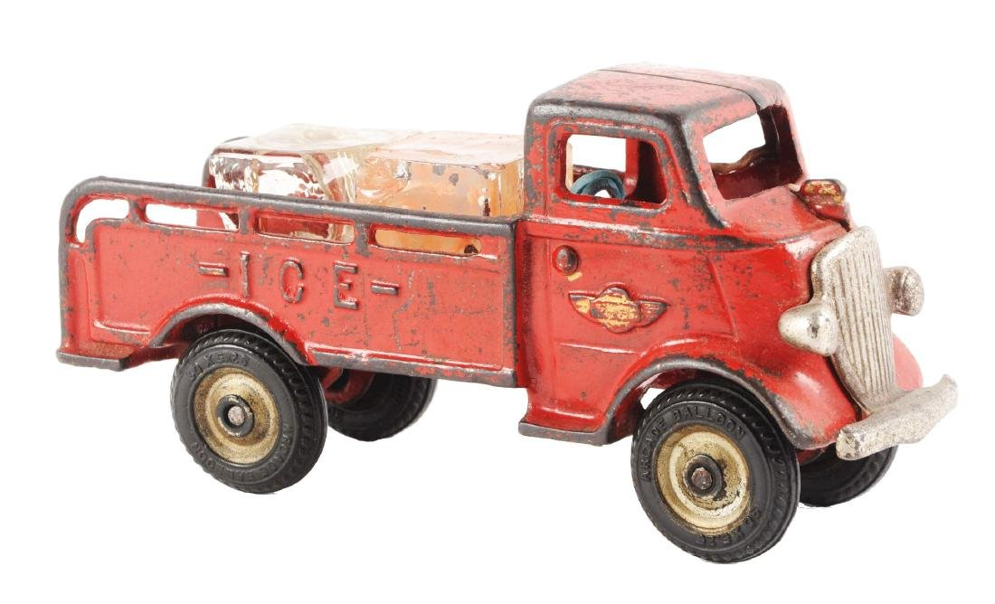 Arcade Ice Truck.