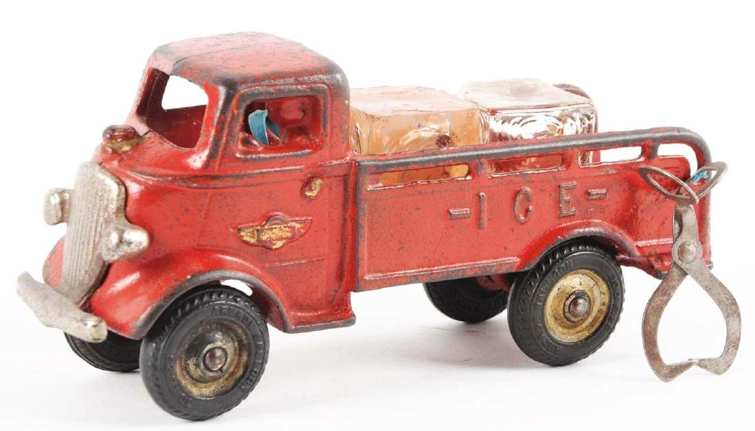 Arcade Ice Truck. - 2