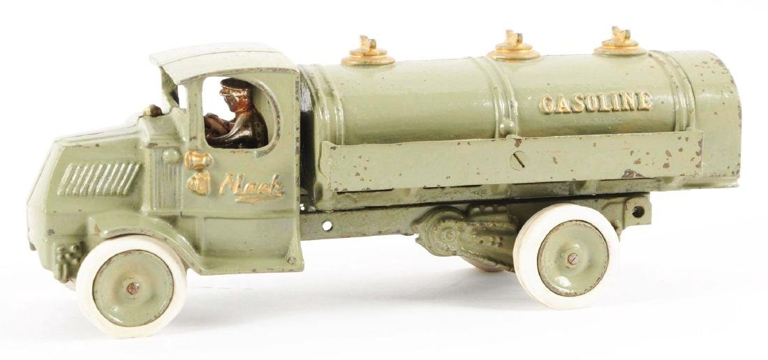 Arcade Cast Iron Gas Truck. - 2