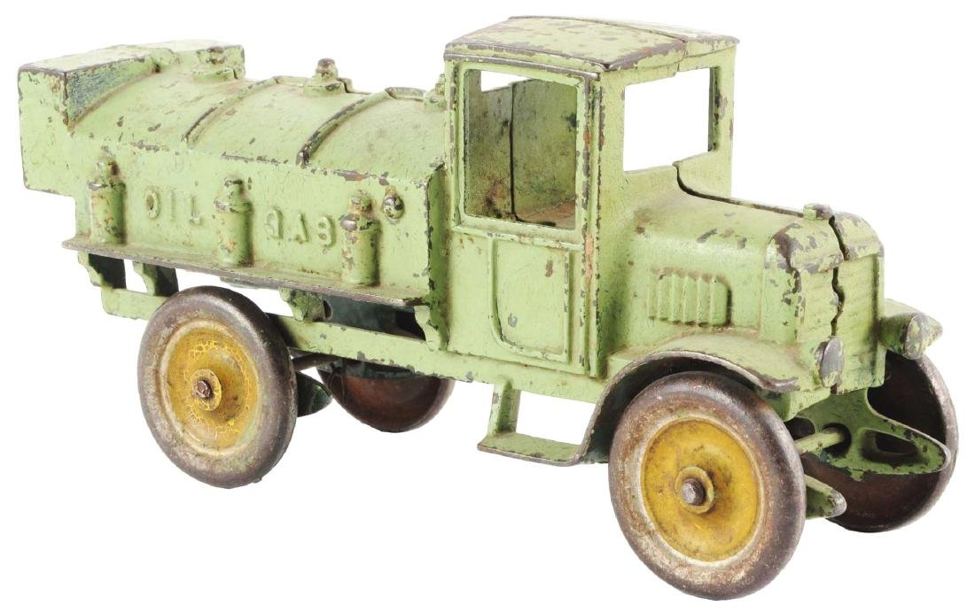 Kenton Cast Iron Gas & Oil Truck.