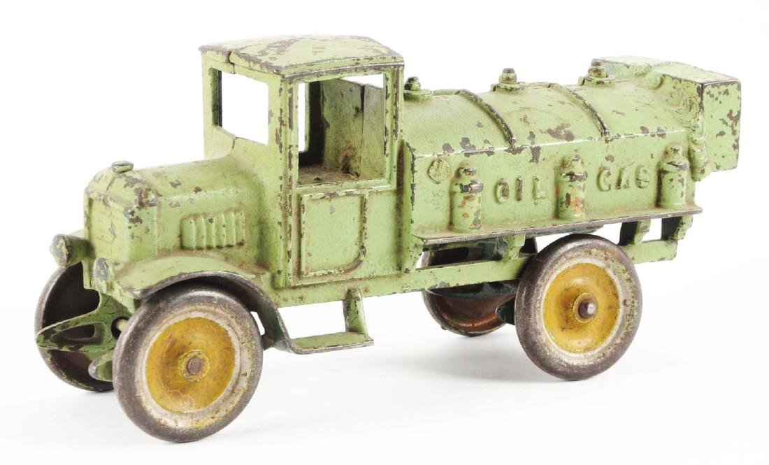 Kenton Cast Iron Gas & Oil Truck. - 2