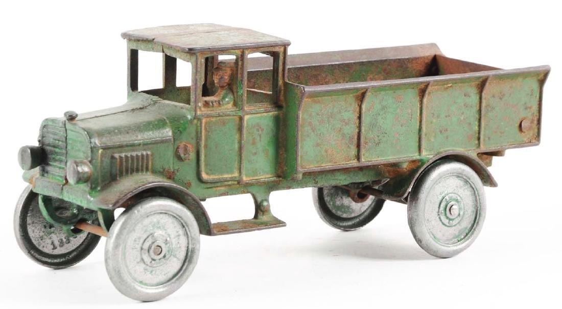 Vindex Cast Iron Truck. - 2