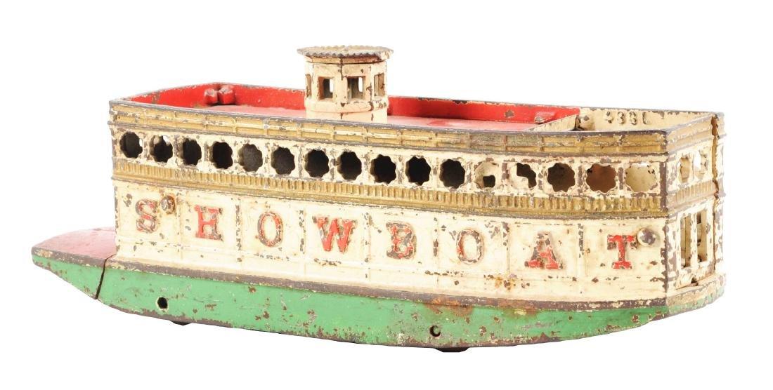 Cast Iron Showboat.