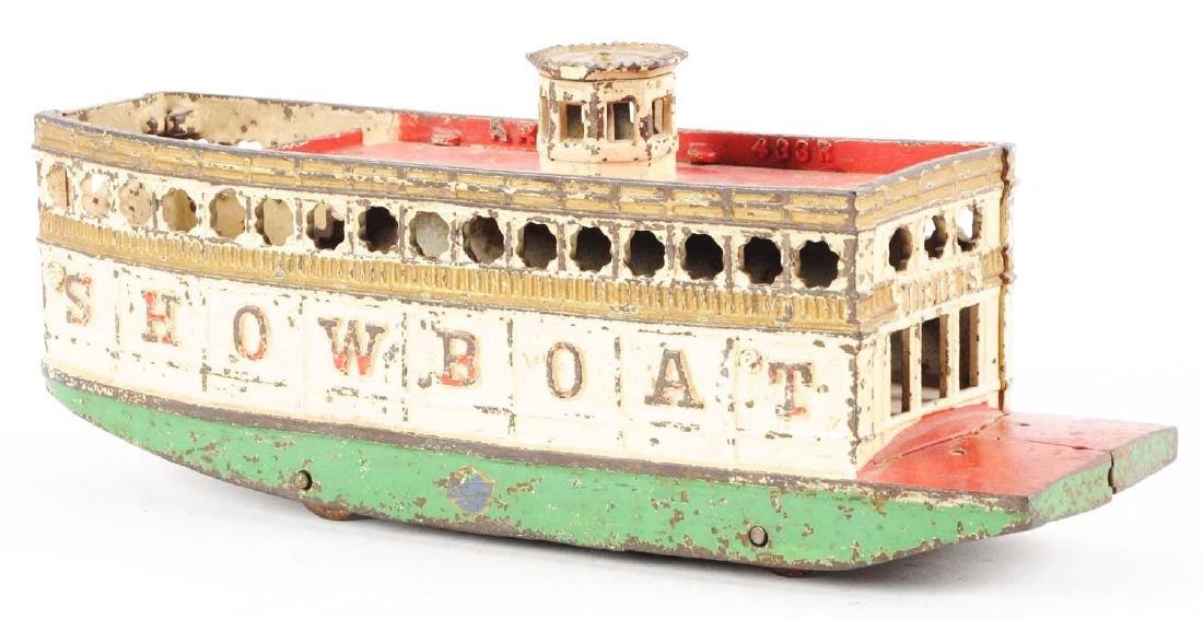 Cast Iron Showboat. - 2
