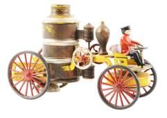 Kingsbury Fire Pumper
