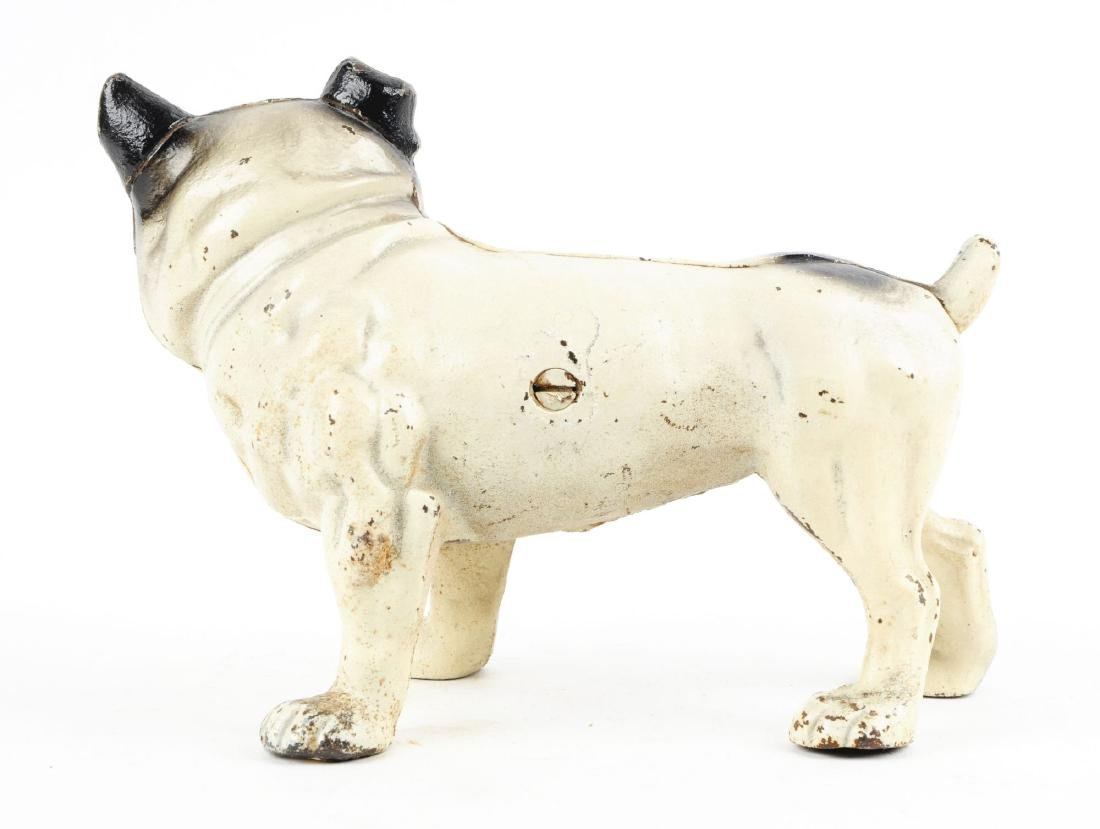 Cast Iron English Bulldog Doorstop. - 2