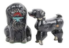 Cast Iron Assorted Dog Doorstops