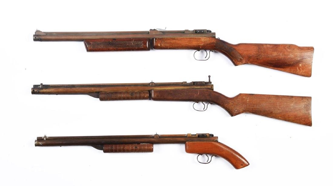 Lot Of 3: Benjamin Rifles. - 2