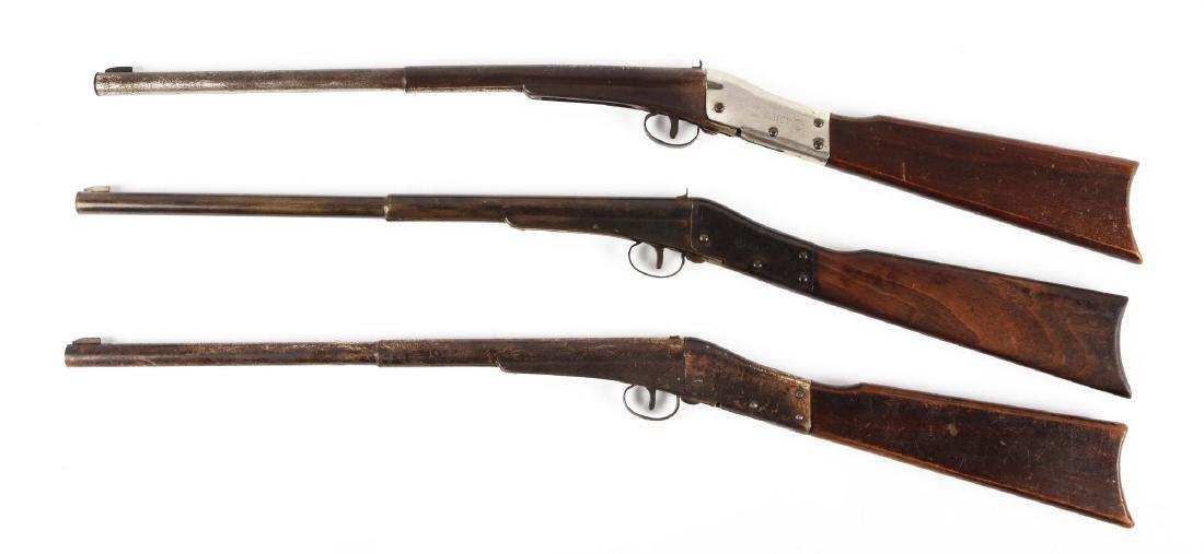Lot of 3 Daisy Model C Air Rifles. - 2